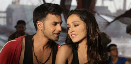 Shraddha and Varun get ready to Dance in ABCD 2