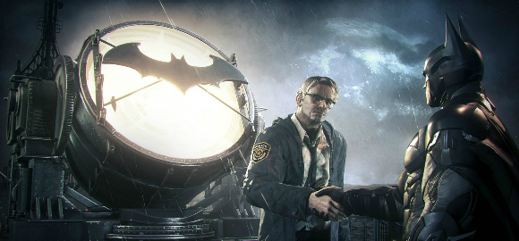 For the first time in the series, the story of Arkham Knight is set out before you – the player, so you only know as much as Batman does.
