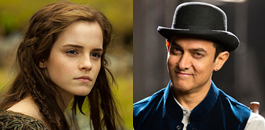 Aamir Khan Emma Watson