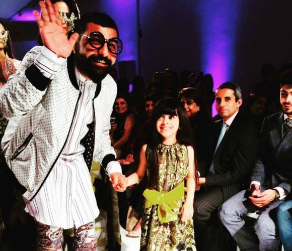 Pakistani designer Ali Xeeshan to style Rihanna