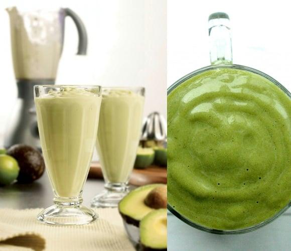 Sri Lankan Avocado Milkshake