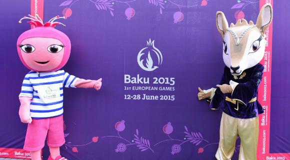 British bantamweight boxer, Qais Ashfaq, won a bronze medal at the Baku European Games in Azerbaijan on June, 24 2015.