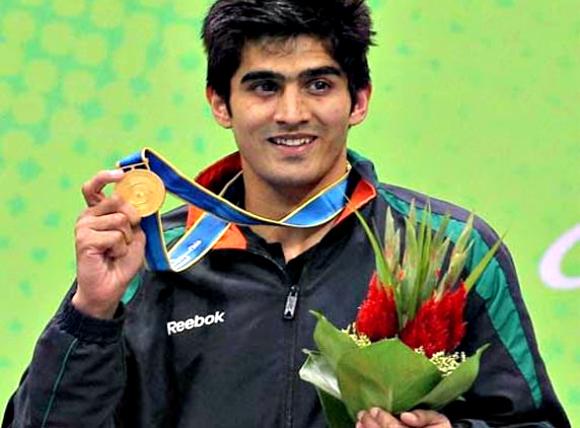 Singh Olympic Medal