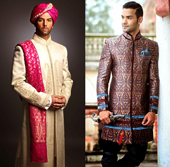 Design Sherwani