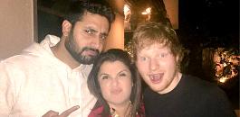 Ed Sheeran Monika Gossip