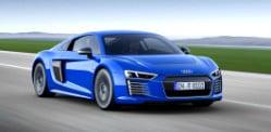 Audi R8 e-tron ~ Zero Emissions Supercar