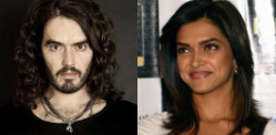 Russell Brand to seduce and marry Deepika Padukone?