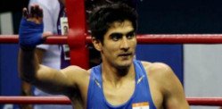 Indian Boxer Vijender Singh turns Professional