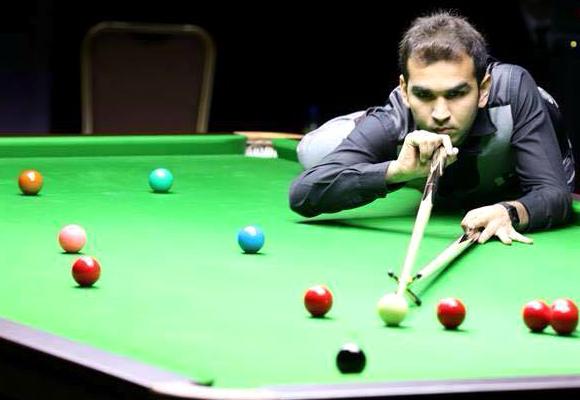 Hamza Akbar Snooker