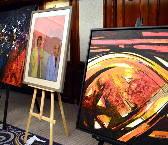 Indian Art Week 2015 An Evening with the Artists