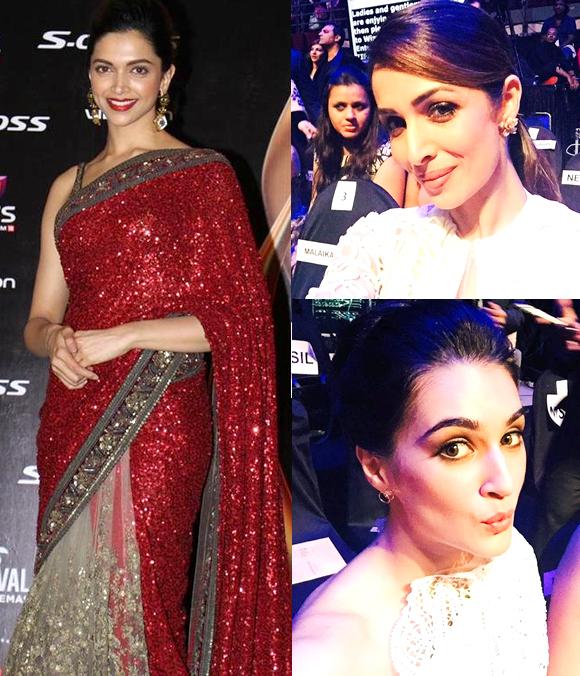 Deepika Padukone IIFA 2015 Awards
