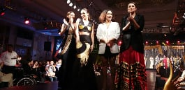 Bollywood celebrated the first ever IIFA Fashion Extravaganza at the Shangri-La Hotel in Kuala Lumpur, Malaysia on June 6, 2015.