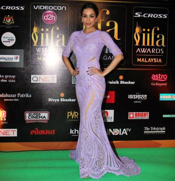 Bollywood celebrated the first ever IIFA Fashion Extravaganza at the Shangri-La Hotel in Kuala Lumpur, Malaysia on June 6, 2015.