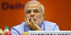 #DespiteBeingAWoman lands Modi in Trouble