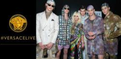 Pakistan inspires Versace SS16 Men's Collection