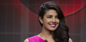 Priyanka Chopra strips for Quantico trailer