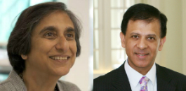 More than 30 Asians are recognised for their achievement and contribution to the UK in the Queen's Birthday Honours list for 2015.