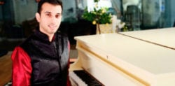 Beyond Roots with Pianist Rekesh Chauhan