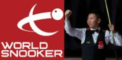 Champions China B ~ Snooker World Cup 2015 Roundup