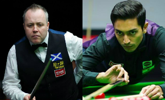 The young China B team of Zhou Yuelong and Yan Bingtao have stunned the world with a shock win over the experienced Scottish team of John Higgins and Stephen Maguire.