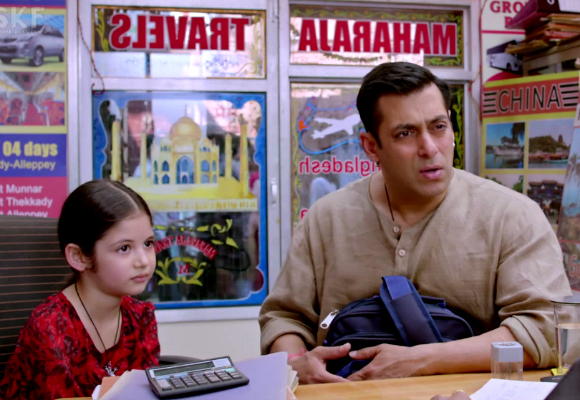 Salman Khan Bajrangi Bhaijaan Trailer