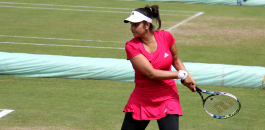 Sania Mirza makes early exit at Aegon Classic