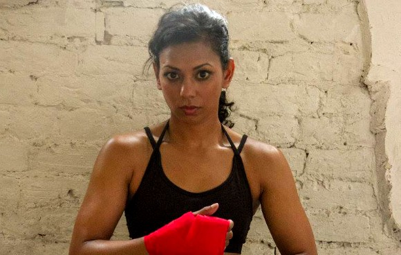 Women from ethnic backgrounds in the UK are also being inspired to pursue their dreams in sport.