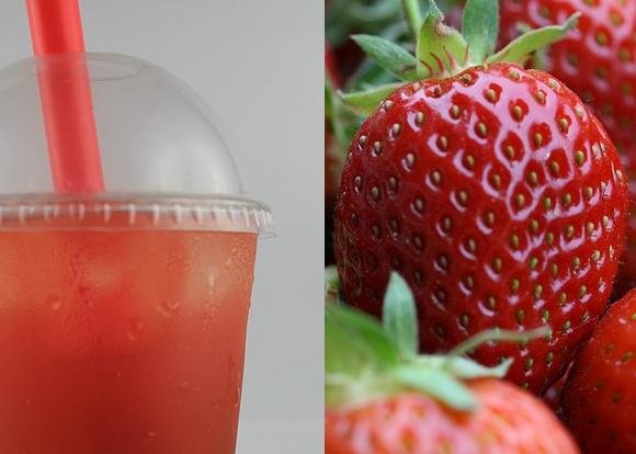 Sri Lankan Strawberry Cold Tea