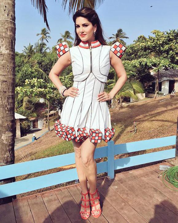 Sunny Leone Splitsvilla