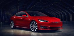 Tesla Model S ~ The High Performance Electric Car