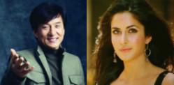 Katrina Kaif joins Jackie Chan in Kung Fu Yoga?