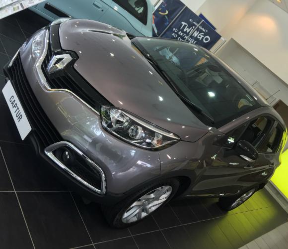 Renault Captur review