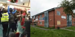 13 people were arrested and six suffered from minor injuries at a Bangladeshi community centre in Leeds, where a mass brawl broke out on May 30, 2015.