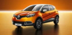 Renault Captur ~ A Stylish Urban Crossover