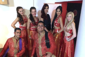Desi Rascals Arshina Angels