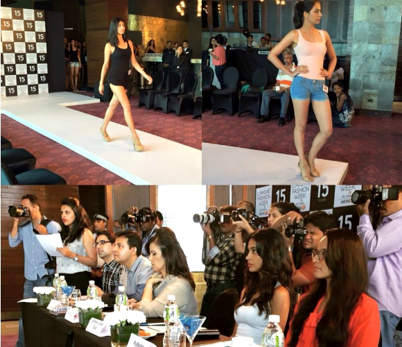 Lakme Fashion Week 6 new models