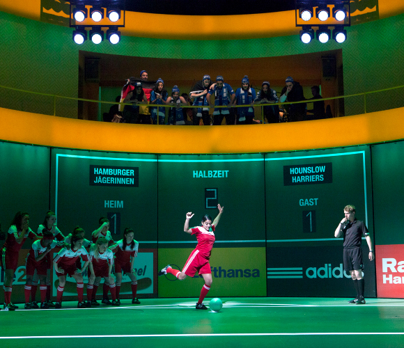 Gurinder Chadha's Bend It Like Beckham: The Musical