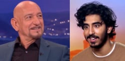 Dev Patel to star with Ben Kingsley in Mega Corp?