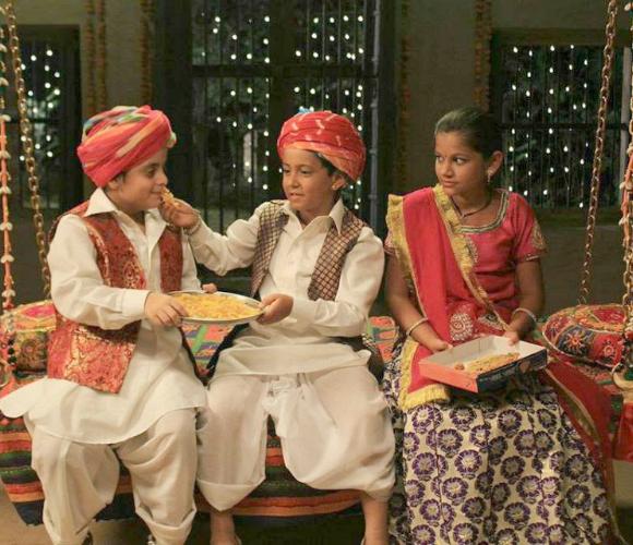 LIFF London Indian Film Festival Dhanak Rainbow