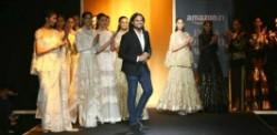 Chic ya kifahari katika Wiki ya Amazon India Couture 2015