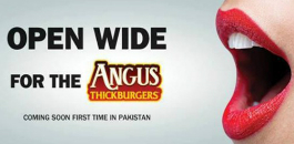 Hardee's, the American fast food chain, has unveiled a new advertisement campaign in Pakistan that is deemed inappropriate.
