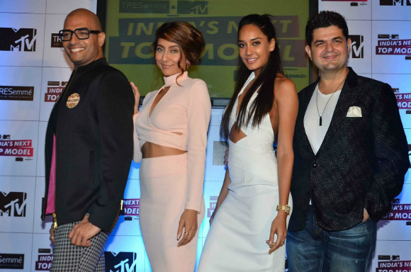 After a long anticipated wait, India's Next Top Model has finally hit our screens!