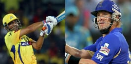 Two IPL teams have been suspended in light of corruption scandal.