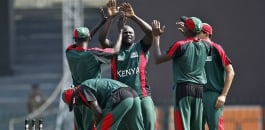 Kenya Cricket Team Photo