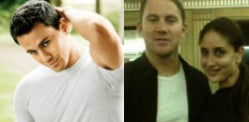 Channing Tatum charms Kareena Kapoor