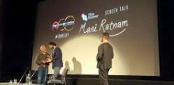Mani Ratnam presents LIFF 2015 Masterclass