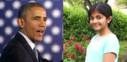 Young Chef delights Obama with Masala Burger