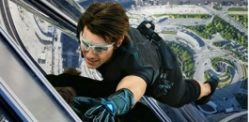 10 Most Impossible Movie Stunts of Tom Cruise