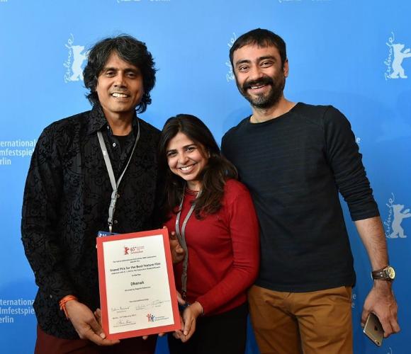 Nagesh Kukunoor Director LIFF London Indian Film Festival Dhanak Rainbow