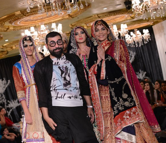 Pakistan Fashion Festival 2015 ~ North America Tour